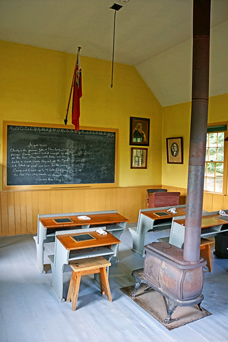 DSC01425 - One Room School House