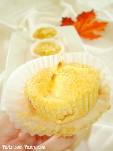 软苹果蛋糕