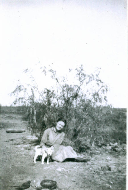 Old photo of my grandmother