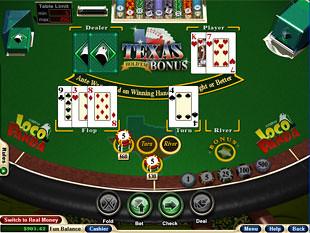 Texas Hold'em Bonus Poker