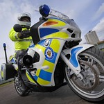 Day 236 - West Midlands Police - Force Traffic Biker