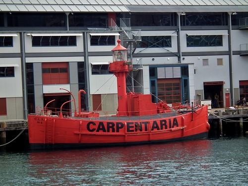 """Lightship CLS4 """"Carpentaria"""""""