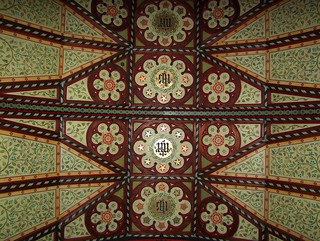 Butterfield ceiling