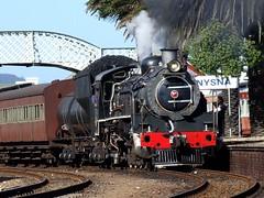 Transnet Heritage Class 19D 3324