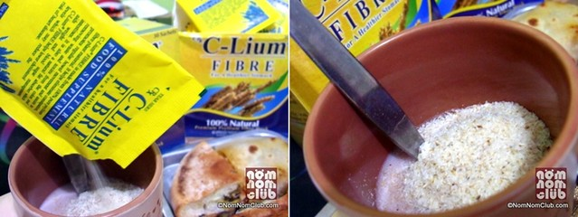 C-Lium Fiber for My Breakfast
