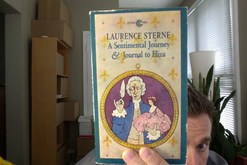 Book report laurence sterne s sentimental journey