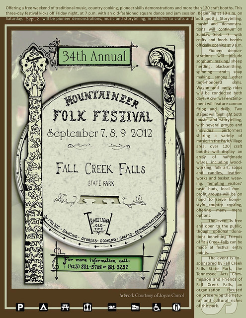 34th Mountaineer Folk Festival