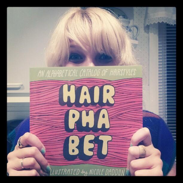 Hairphabet