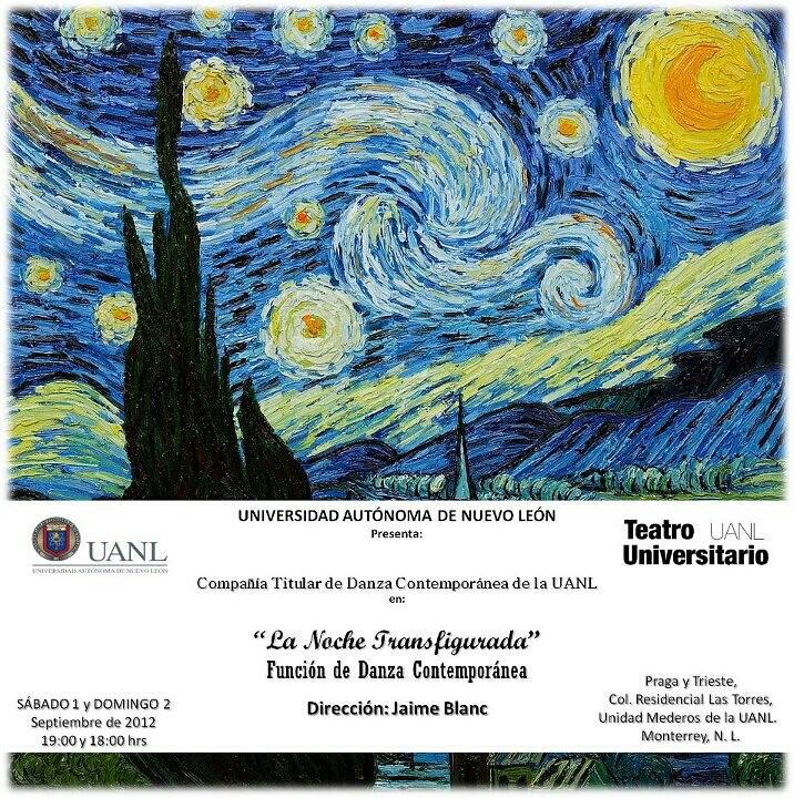 Compañía Titular de la UANL - Noche Transfigurada