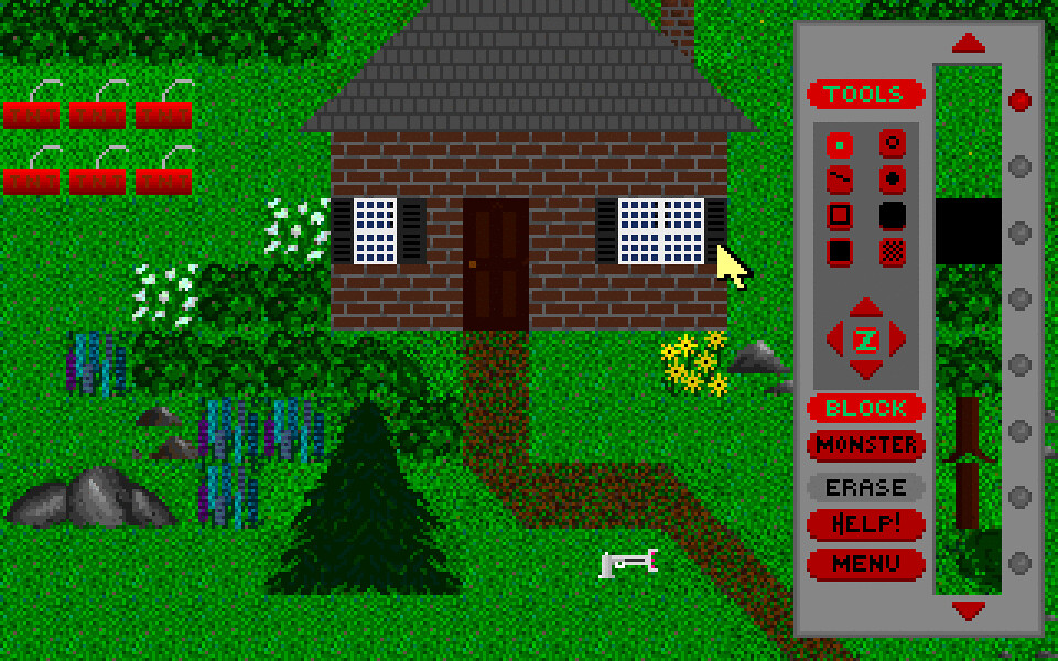 Gamasutra EJR Tairnes Blog The Making And Unmaking Of A Game - Game maker