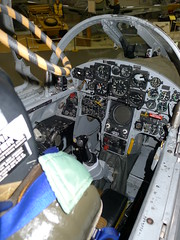 Cockpit: F-104 G Starfighter