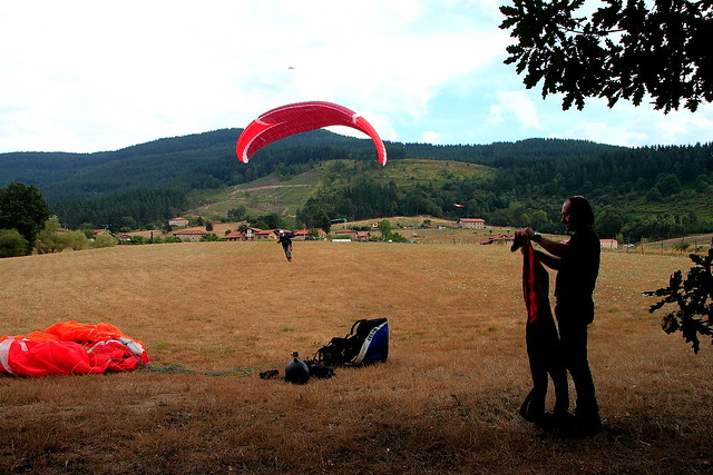Parapente #Photography #Flickr #Foto  49