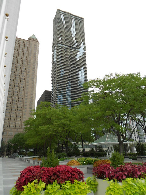 Photo:Aqua Tower - Exterior 8 By Chicago Architecture Today