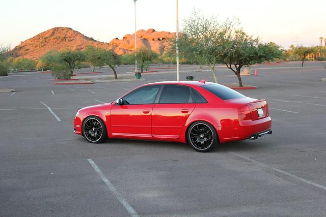 My B7 Audi S4 Flickr Photo Sharing