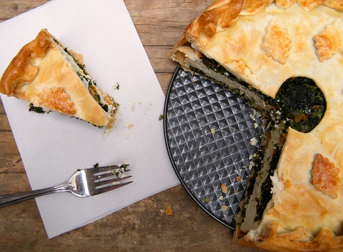 Tarta pascualina | Spinach Pie II by katiemetz, on Flickr