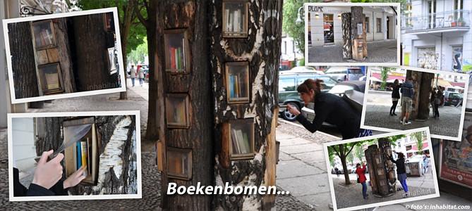 Berlijnse boekenbomen
