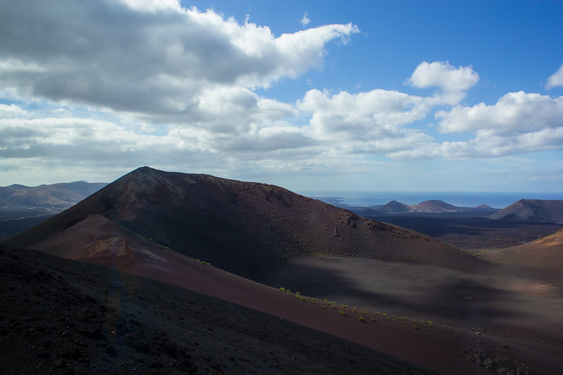Lanzarote Landscape Mountain