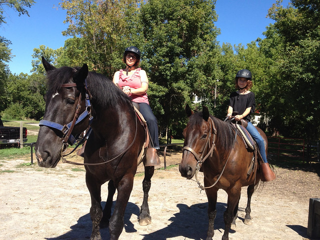 Horseback Riding at Niagara Stables