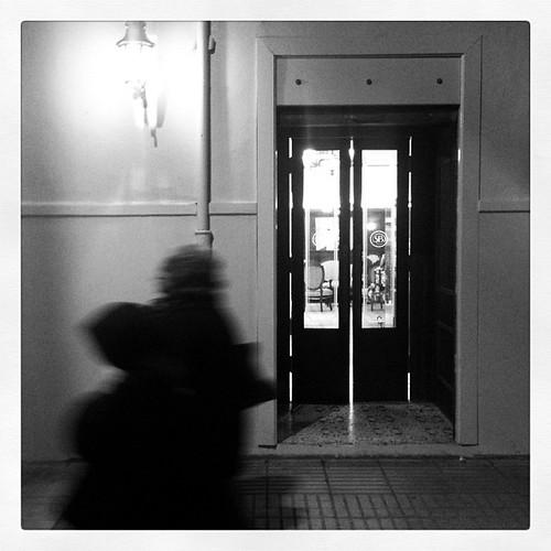El farol y la puerta #valpo