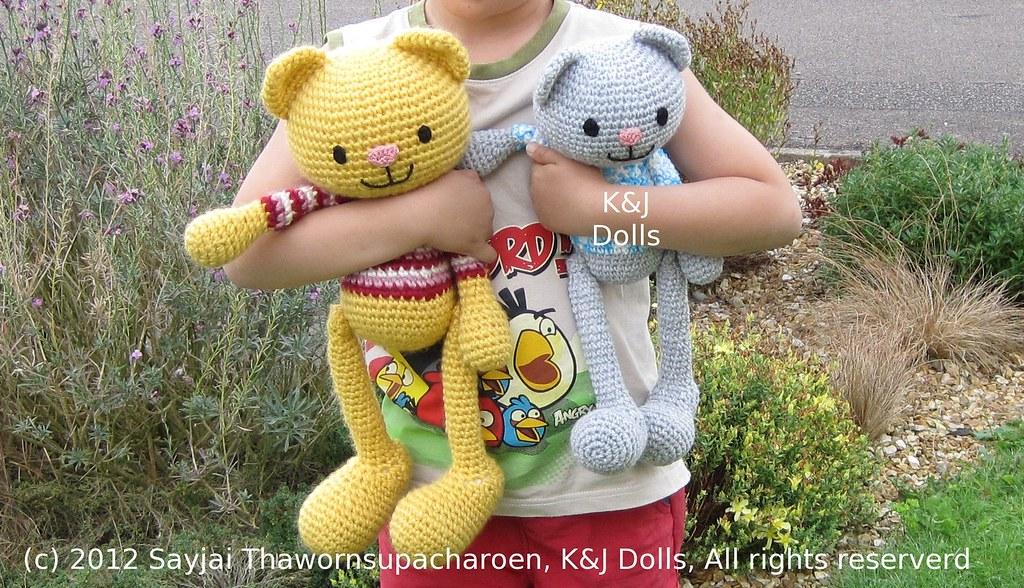 K and J Dolls Amigurumi's most interesting Flickr photos   Picssr