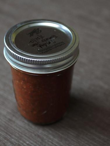 Smoked Tomato Jam