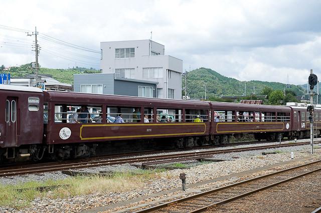 わたらせ渓谷鉄道 5020・5070号車
