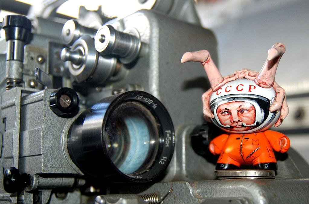 Gagarin dunny 7