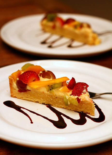 Nikoi Island: Fruit Tart