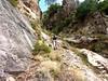 Remontée du haut-Velacu : contournement en RD de la cascade de 30m (Laurent)