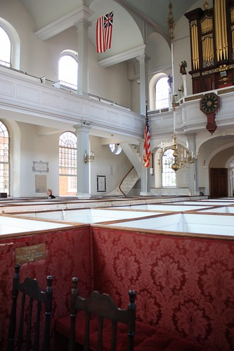 Old North Church - Boston - Massachusetts