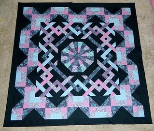 Sew Intertwined QAL - finished with border