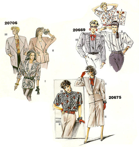 1987 spring/summer fashion