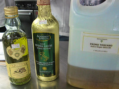 olive oils from Italy