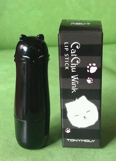 Tony Moly Cat Chu Wink Lipstick