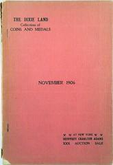 Adams 1906 catalog cover