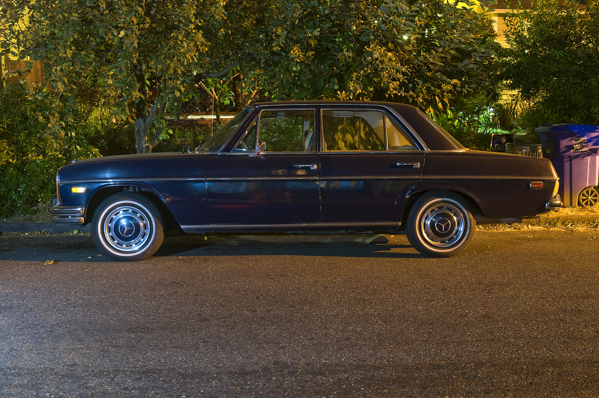1970 mercedes benz 250 se flickr photo sharing for Mercedes benz route 17