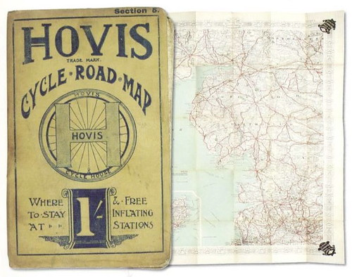 Roads Were Not Built For Cars   Hovis Cycle Maps, 1899 to 2012