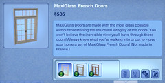 MaxiGlass French Doors