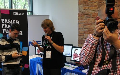 ALSO Grand Academy 2012: IT produktų paroda