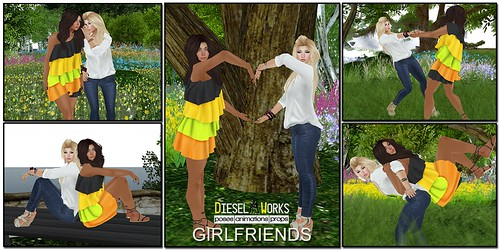 Diesel Works - GirlFriends
