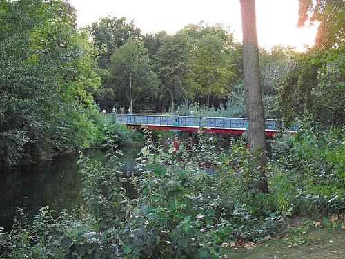 New Decorative Bridge, Victoria Park