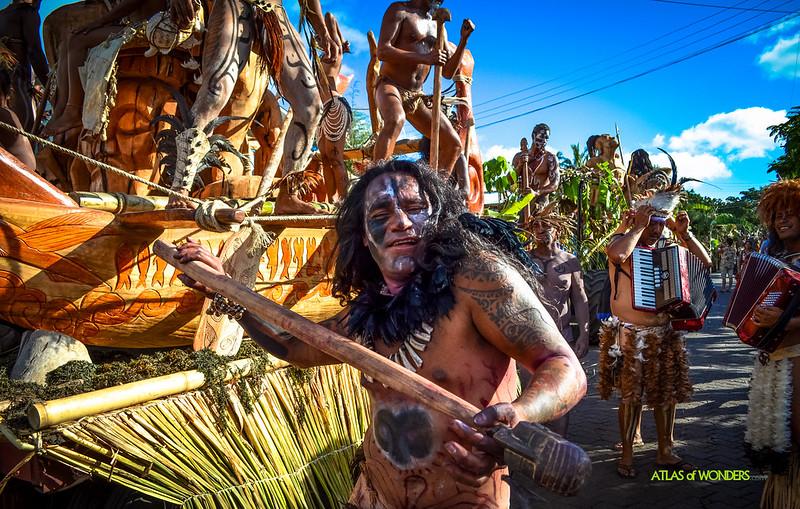 Festival Isla de Pascua