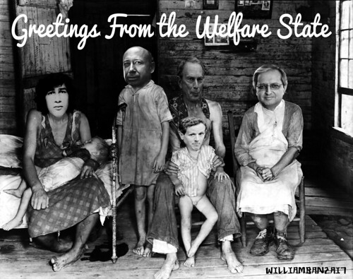 WELFARE STATE by Colonel Flick