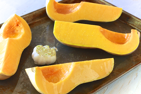 Roasted Butternut Squash Soup 7