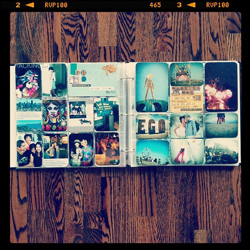 #projectlife week 35 full spread