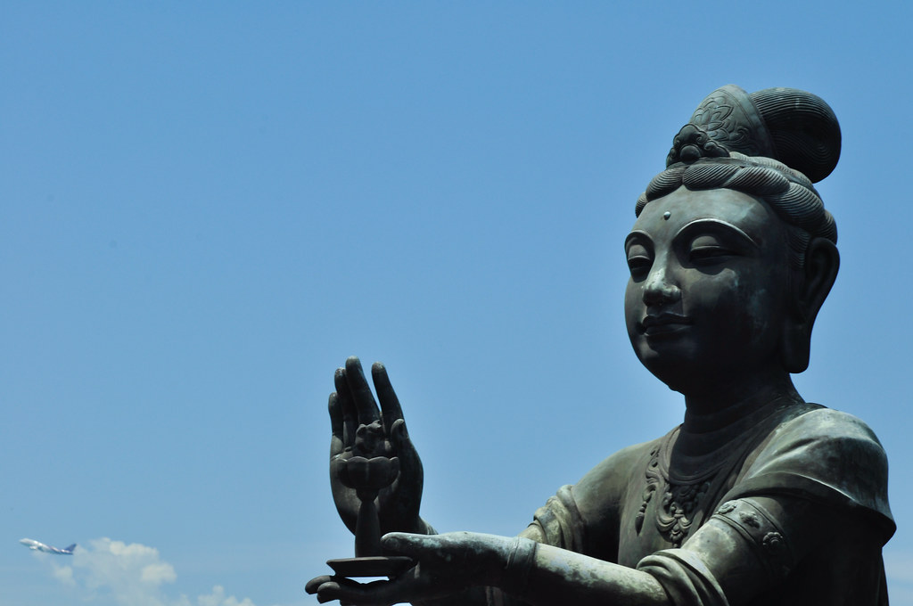 Po Lin Monastery 大嶼山寶蓮寺 ...