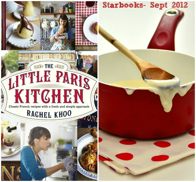 Menu turistico lo starbooks di settembre rachel khoo for H kitchen paris menu