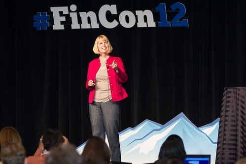 Liz Weston at FINCON12