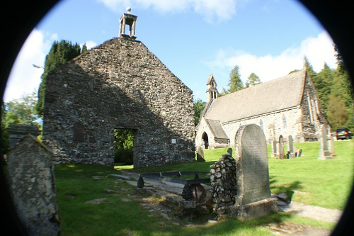 Church Site, Balquhidder