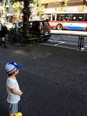 朝散歩 (2012/9/12)